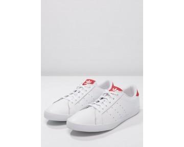 Trainers adidas Originals Miss Stan Mujer Blanco/Colegial Rojo,adidas ropa,adidas rosa,españa outlet