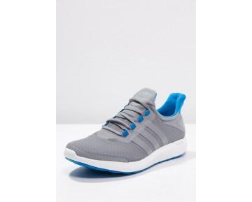 Zapatos para correr adidas Performance Cc Sonic Hombre Gris/Shock Azul,adidas running zapatillas,chaquetas adidas baratas,venta online