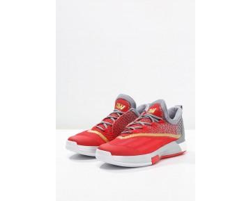 Zapatos de baloncesto adidas Performance Crazylight Boost 2.5 Hombre Blanco/Gris/Vivid Rojo,adidas rosa,adidas negras y rojas,real