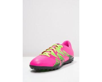 Astro turf trainers adidas Performance X 15.4 Tf Hombre Shock Rosa/Solar Verde/Núcleo Negro,ropa adidas running barata,chaquetas adidas superstar,Barcelona tiendas