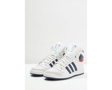 Trainers adidas Originals Top Ten Hombre Neo Blanco/New Armada/Colegial Rojo,zapatillas adidas 80s,zapatillas adidas originals,tienda online