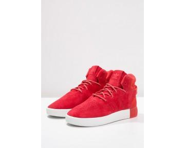 Trainers adidas Originals Tubular Invader Hombre Rojo/Vintage Blanco,zapatos adidas nuevos,ropa running adidas,España comprar