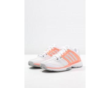 Deportivos calzados adidas Performance Barricade Club Mujer Blanco/Metallic Plata/Sun Glow,zapatillas adidas superstar,chaquetas adidas,compra venta en linea