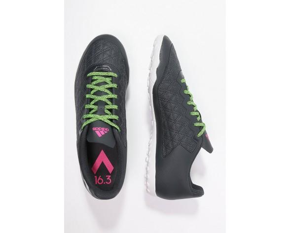 Astro turf trainers adidas Performance Ace 16.3 Cg Hombre Oscuro Gris/Gris/Solar Verde,zapatos adidas 2017 precio,adidas ropa,más bella