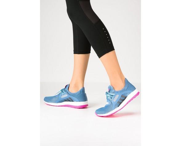 Zapatos para correr adidas Performance Pureboost X Mujer Shock Azul/Halo Azul/Shock Rosa,adidas 2017 running,ropa adidas originals outlet,españa baratas