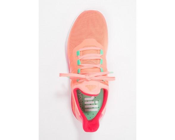 Zapatos para correr adidas Performance Cc Sonic Mujer Sun Glow/Shock Rojo,adidas superstar doradas,tenis adidas baratos df,baratas originales