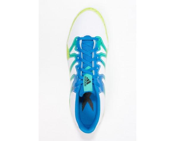 Zapatos de fútbol adidas Performance X 15.4 St Hombre Blanco/Semi Solar Slime/Núcleo Negro,zapatos adidas blancos,adidas baratas online,tranquilizado
