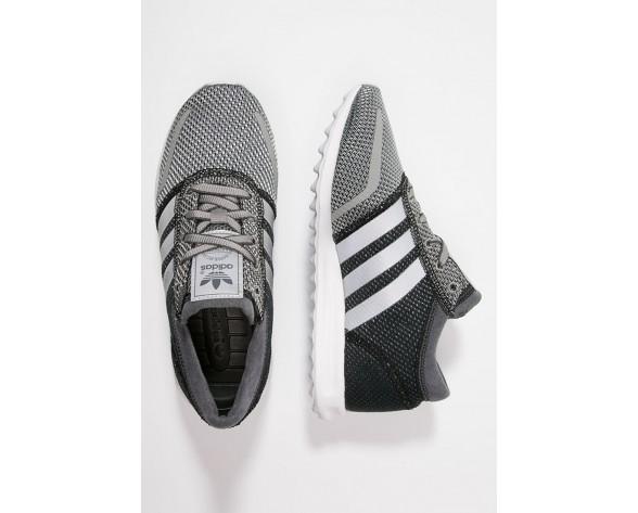 Trainers adidas Originals Los Angeles Mujer Solid Gris/Metallic Plata/Blanco,chaquetas adidas,zapatillas adidas 80s,comerciante