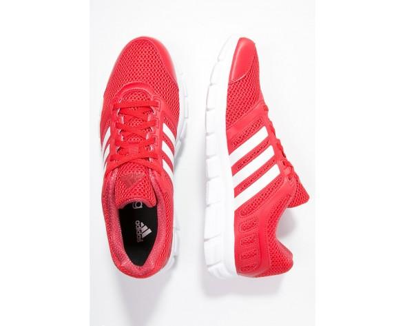 Zapatos para correr adidas Performance Breeze 101 2 Hombre Vivid Rojo/Blanco/Power Rojo,adidas rosas gazelle,adidas blancas y negras,en españa