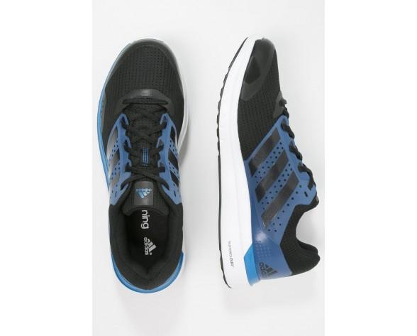 Zapatos para correr adidas Performance Duramo 7 Hombre Núcleo Negro/Azul,zapatillas adidas originals,chaquetas adidas superstar,baratas originales