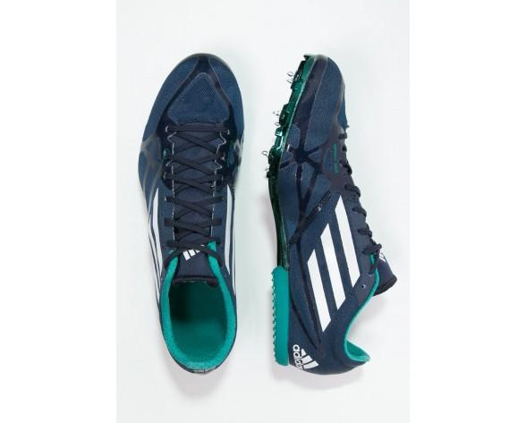 sports shoes ad428 923e8 Spikes adidas Performance Adizero Md 2 Hombre Colegial Armada Blanco Verde, adidas ropa interior,adidas superstar rosas,Nuevo estilo