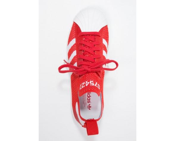 Trainers adidas Originals Superstar 80S Pk Mujer Rojo/Blanco,zapatillas adidas rosas,adidas chandal real madrid,Mérida tiendas