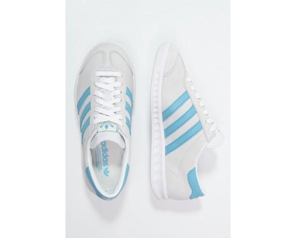 Trainers adidas Originals Hamburg Hombre Crystal Blanco/Blanch Sky/Blanco,outlet ropa adidas santiago,ropa running adidas,españa baratas