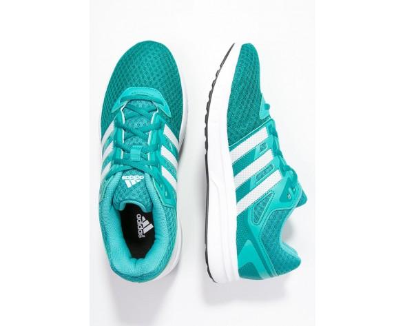 Zapatos para correr adidas Performance Galaxy 2 Mujer Blanco/Shock Verde/Verde,zapatillas adidas originals,chaquetas adidas originals,salto