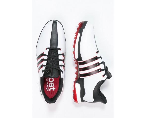 Zapatos de adidas Tour360 Boost Wd Hombre Blanco/Núcleo Negro/Power Rojo,zapatos adidas 2017,zapatos adidas ecuador,tesoro