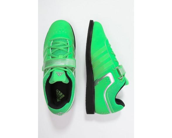 Zapatos deportivos adidas Performance Powerlift 2.0 Hombre Flash Lime/Plata Metallic/Núcleo Negr,adidas negras y doradas,chaquetas adidas originals,tiendas en madrid