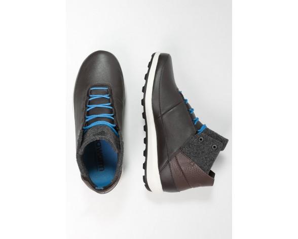 Trainers adidas Performance Cw Zappan Ii Mid Hombre Night Marrón/Núcleo Negro/Super Azul,zapatos adidas 2017 para es,zapatos adidas blancos para,avanzado