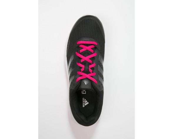Zapatos para correr adidas Performance Duramo 7 Mujer Núcleo Negro/Night Metallic/Bold Rosa,adidas rosa palo 2017,ropa adidas imitacion,venta en linea