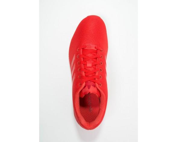 adidas zx flux hombre rojas y negras