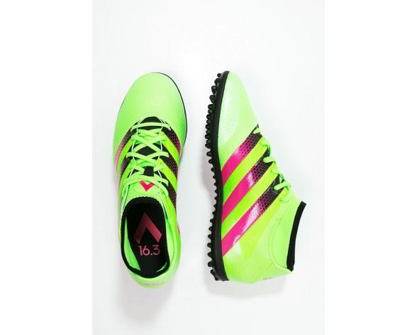 Astro turf trainers adidas Performance Ace 16.3 Primemesh Tf Hombre Solar Verde/Shock Rosa/Núcle,relojes adidas,chaquetas adidas originals,Madrid sin precedentes