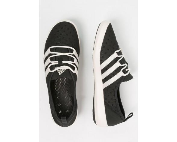 Zapatos deportivos adidas Performance Climacool Boat Sleek Mujer Núcleo Negro/Chalk Blanco,adidas blancas y verdes,adidas chandal,En línea