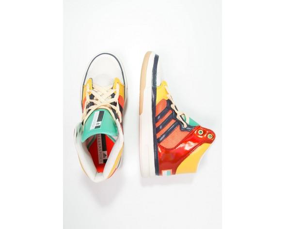 Zapatos deportivos adidas Performance Irana Mujer Solar Rojo/Chalk Blanco/Super Amarillo,zapatos adidas 2017 para,zapatillas adidas 80s,outlet stores online