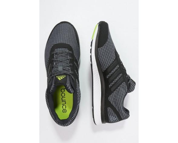 Zapatos para correr adidas Performance Mana Bounce Hombre Vista Gris/Núcleo Negro/Semi Solar Sli,adidas negras superstar,zapatillas adidas chile,sabor