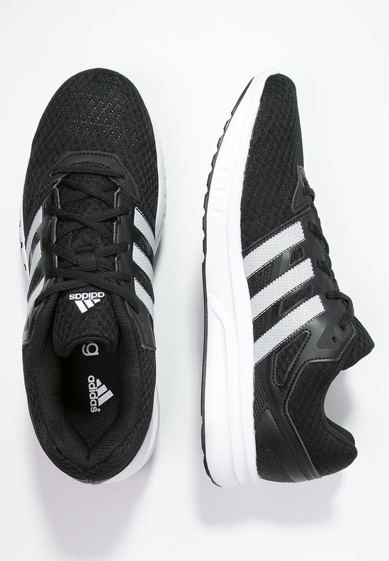 60535cfeb7d Zapatos para correr adidas Performance Galaxy 2 Hombre Núcleo Negro Blanco