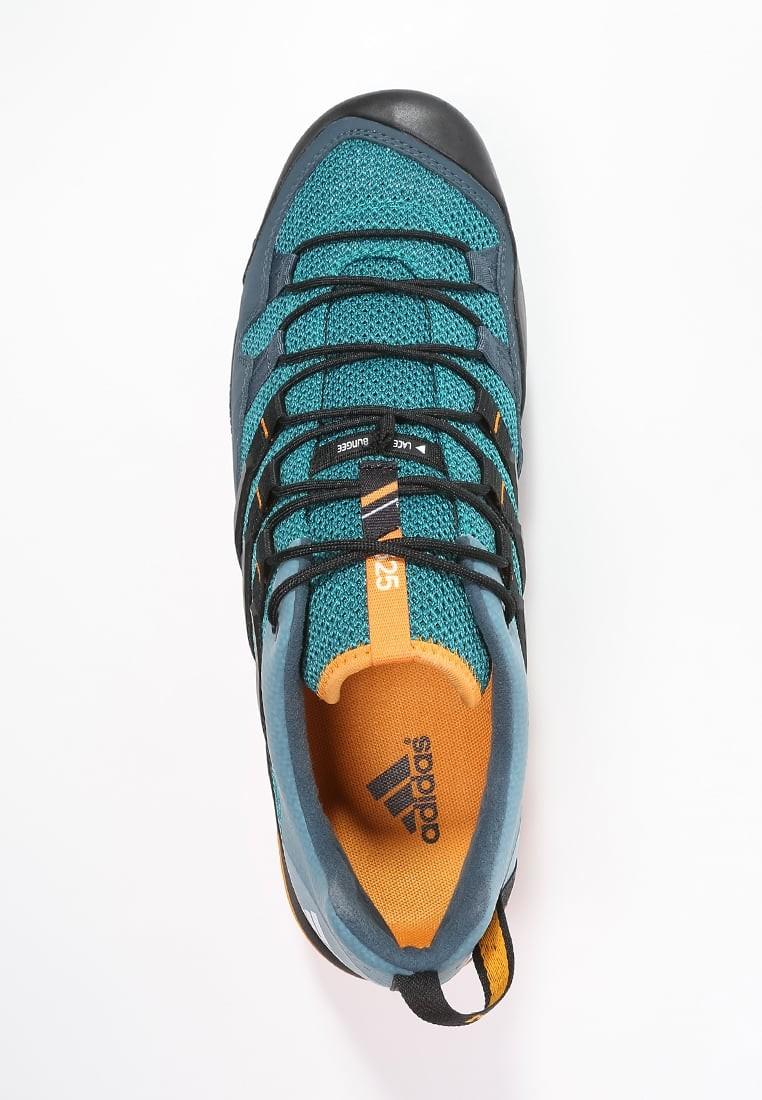 Zapatos adidas Performance Terrex Solo Hombre Verde Núcleo Negro Naranja 125bf4186c0f3