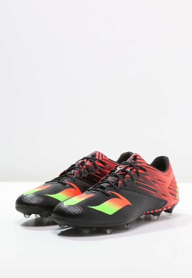 outlet store 3b64b cb7e3 Zapatos de fútbol adidas Performance Messi 15.2 Hombre Núcleo Negro Solar  Verde Solar Rojo. Precio regular  120,45 €