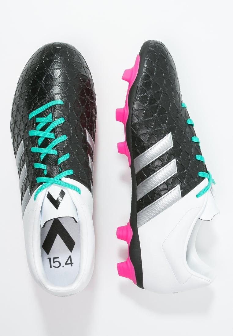 factory authentic 4856c 72718 Zapatos de fútbol adidas Performance Ace 15.4 Fxg Hombre Núcleo  NegroMetallic PlataBlanco,zapatillas adidas chile,zapatos adidas para  es,delicado