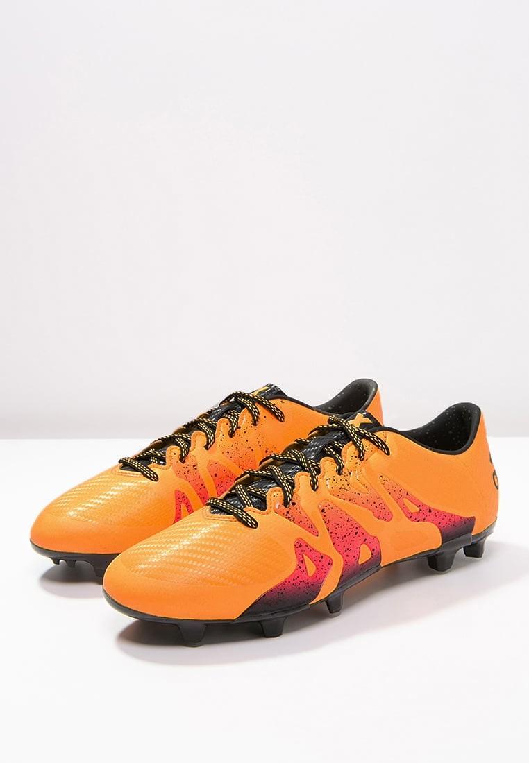 official photos e80e5 22060 Zapatos de fútbol adidas Performance X 15.3 Fg Ag Hombre Solar Oro Núcleo  Negro. Precio regular  100,25 €