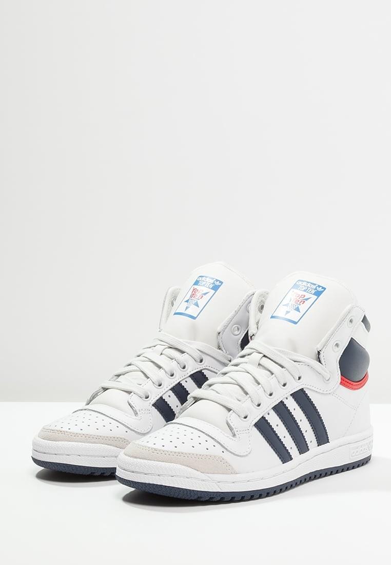 huge discount 06089 20afe Trainers adidas Originals Top Ten Hombre Neo Blanco New Armada Colegial  Rojo,zapatillas. Precio regular  116,86 €