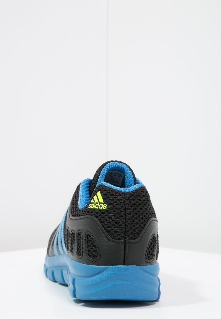 Zapatos para correr adidas Performance Breeze 101 2 Hombre Negro Super  Azul Solar Amarillo. Precio regular  87 c23aaf06fdbb3