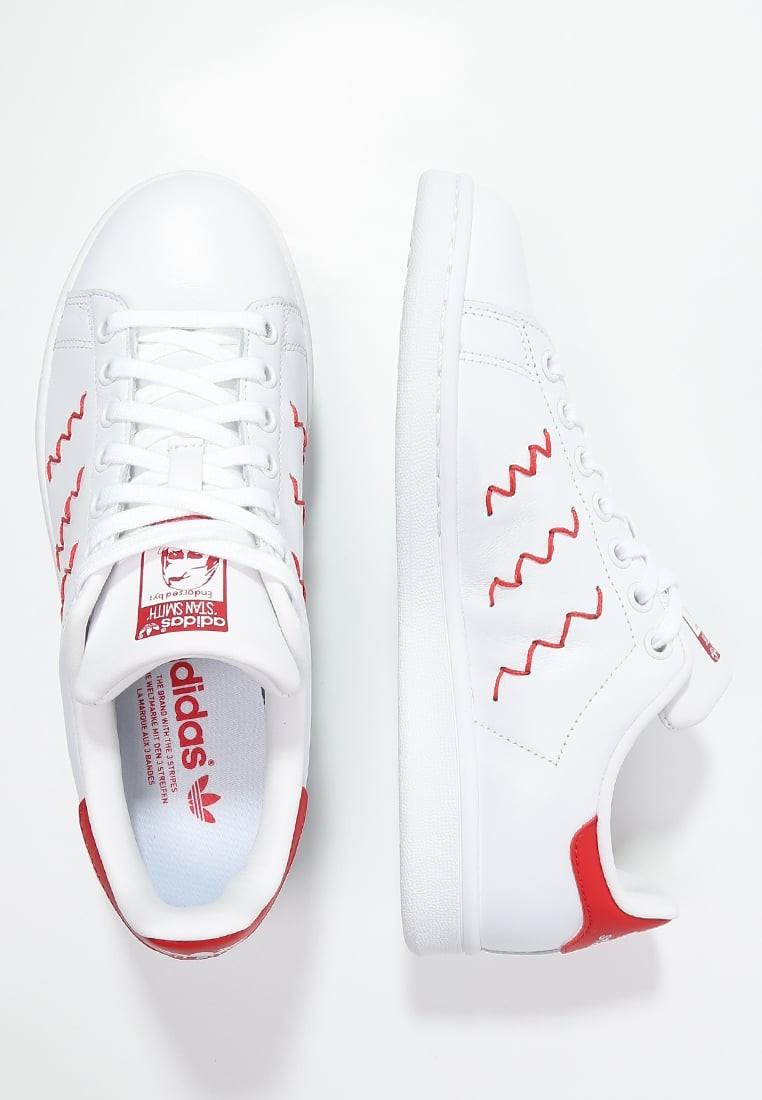best service 5ca59 16fc7 Trainers adidas Originals Stan Smith Mujer Blanc Rouge,adidas zapatillas  running,tenis adidas baratos df,baratos online españa