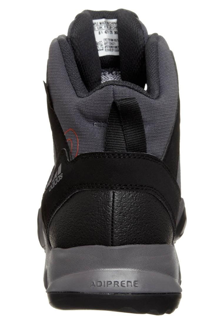 Botas adidas Performance Ax2 Mid Gtx Hombre Oscuro Shale Negro Ligero  Scarlet 67974d59cd38a