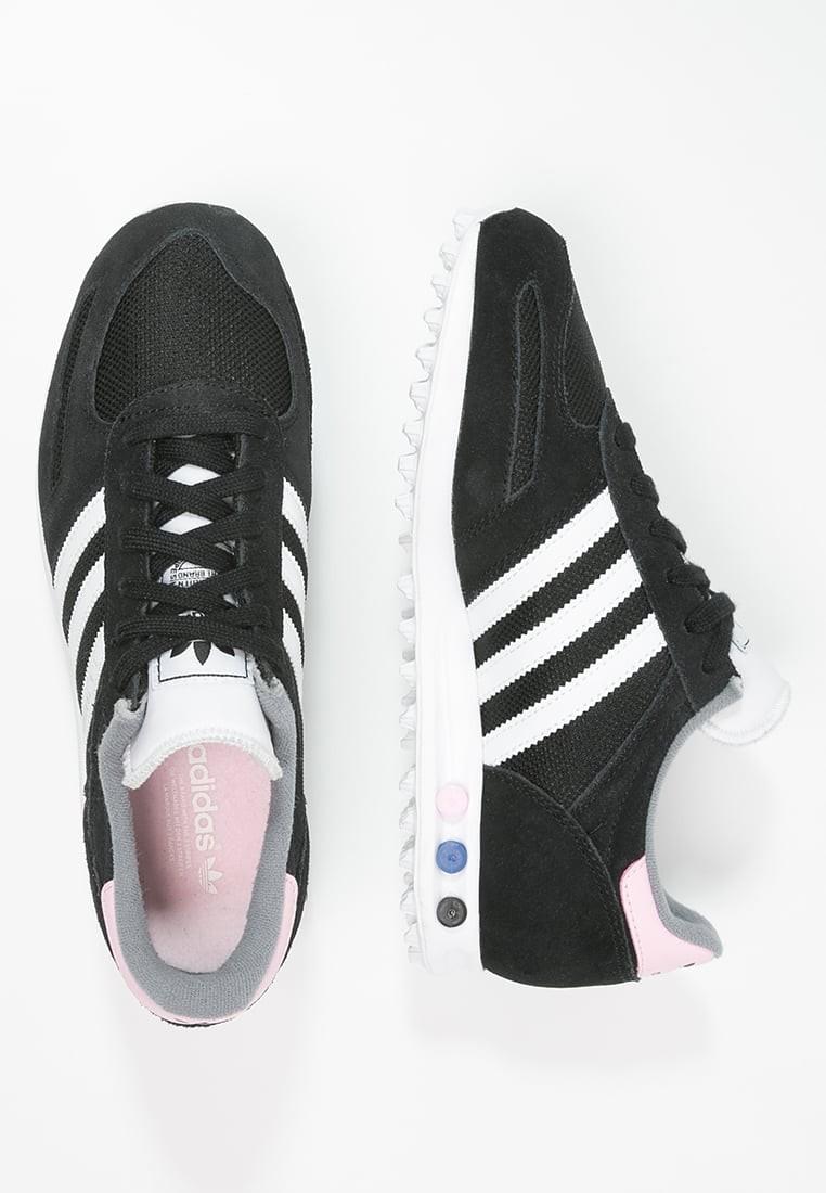 new product 55ccc 1e9b2 Trainers adidas Originals La Trainer Mujer Núcleo Negro Blanco Clear Rosa, adidas sudaderas baratas,zapatos adidas,sabor