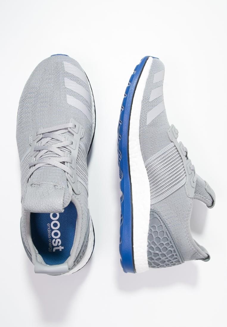 pretty nice 6a719 aeeb2 Zapatos para correr adidas Performance Pure Boost Zg Prime Hombre Mid  Gris Chalk Solid Gris Azul,bambas adidas rosas,tenis adidas baratos,en venta