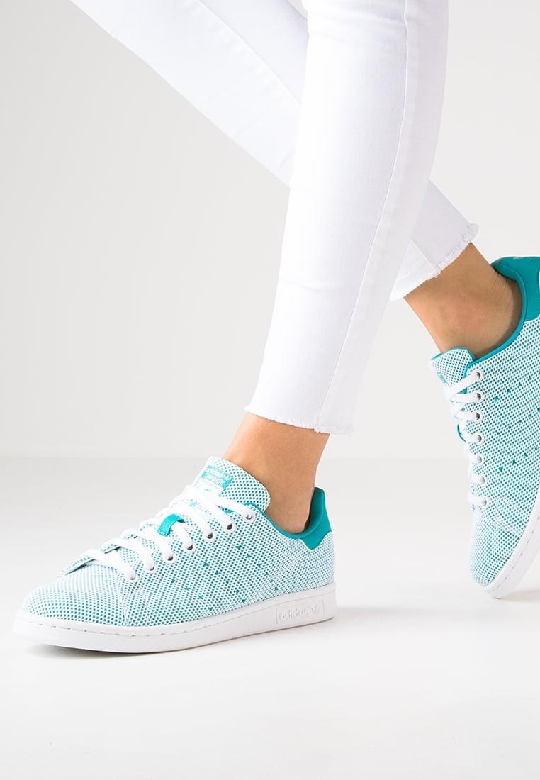 94f5bb6677898 Trainers adidas Originals Stan Smith Adicolor Mujer Shock  Verde Blanco