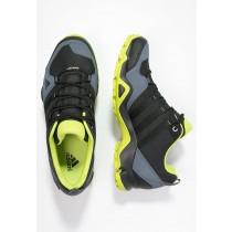 Zapatos para caminar adidas Performance Ax2 Gtx Hombre Núcleo Negro/Semi Solar Slime/Onix,adidas sudaderas 2017,adidas ropa deportiva,tienda online