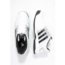 Deportivos calzados adidas Performance Barricade Approach Hombre Blanco/Núcleo Negro/Matte Plata,zapatos adidas blancos,adidas baratas blancas,comparativa