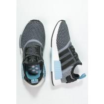 Trainers adidas Originals Nmd Runner Mujer Núcleo Negro/Clear Azul,adidas running zapatillas,adidas zapatillas nmd,oferta