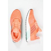 Zapatos para correr adidas Performance Ultra Boost St Mujer Sun Glow/Super Naranja/Núcleo Negro,zapatos adidas 2017,ropa running adidas,aclamado