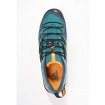 Zapatos adidas Performance Terrex Solo Hombre Verde/Núcleo Negro/Naranja,adidas negras y doradas,ropa adidas el corte ingles,tranquilizado