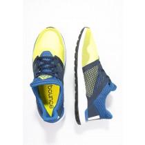 Zapatos para correr adidas Performance Energy Bounce 2 Hombre Shock Amarillo/Blanco/Azul,adidas rosa pastel,ropa adidas barata,venta