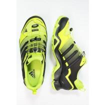 Zapatos para caminar adidas Performance Terrex Swift R Gtx Hombre Núcleo Negro/Semi Solar Slime/,adidas sudaderas baratas,adidas running,sin paralelo