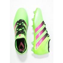 Zapatos de fútbol adidas Performance Ace 16.2 Primemesh Fg/Ag Hombre Solar Verde/Shock Rosa/Núcl,adidas baratas madrid,adidas superstar doradas,perfecto