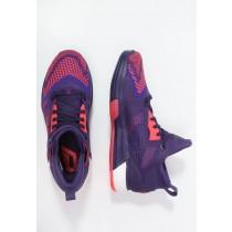 Zapatos de baloncesto adidas Performance D Lillard 2 Boost Primeknit Hombre Oscuro Morado/Blast,zapatillas adidas blancas,zapatos adidas nuevos,comparativa