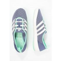 Zapatos deportivos adidas Performance Climacool Boat Sleek Mujer Super Morado/Chalk Blanco/Verde,adidas negras,adidas el corte ingles,comprar baratas online