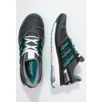 Zapatos para correr adidas Performance Energy Boost 3 Hombre Gris/Verde/Núcleo Negro,adidas running 2017,relojes adidas originals,en boga